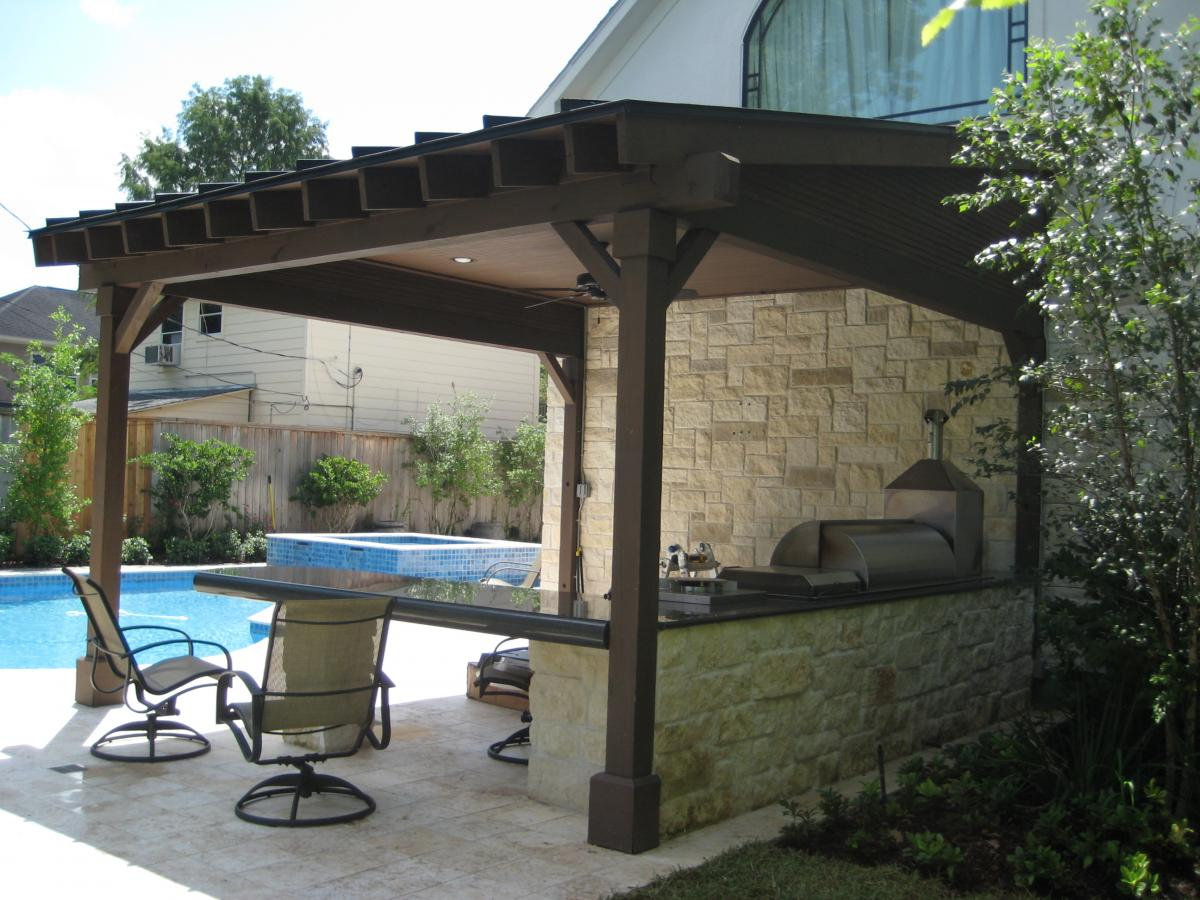 Patio Covers And Porches Wood Crafters