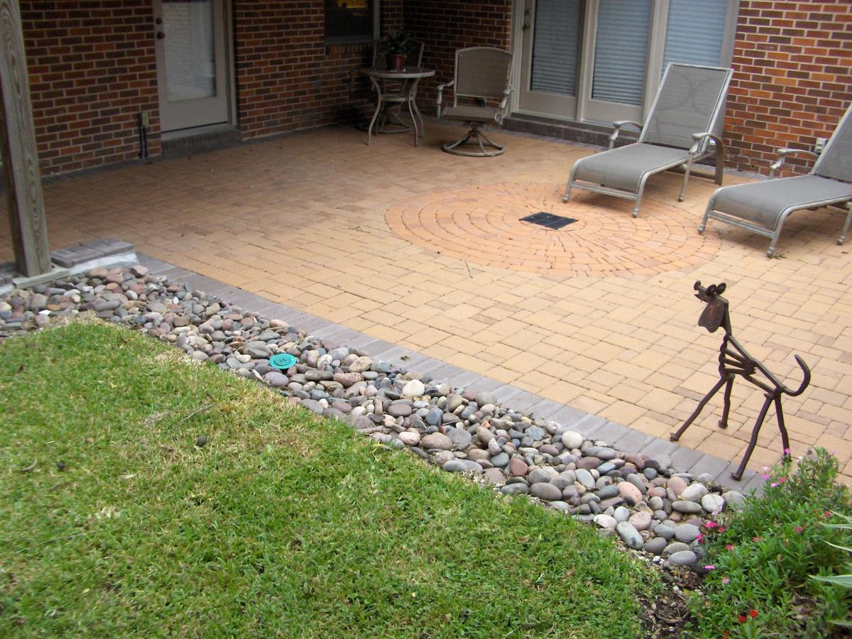 Patios Pavers Wood Crafters