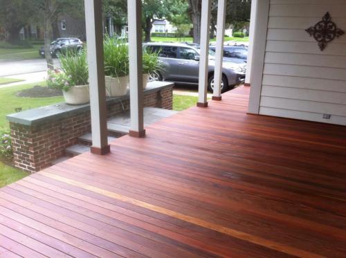 Wood Decks (2)